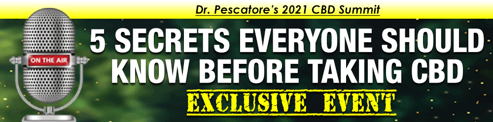 Dr. Pescatore's Live CBD Summit